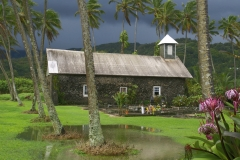 Ke'anae Church, Maui